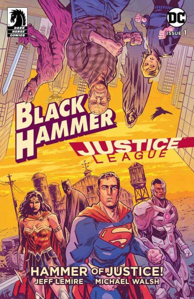 black hammer justice league jeff lemire