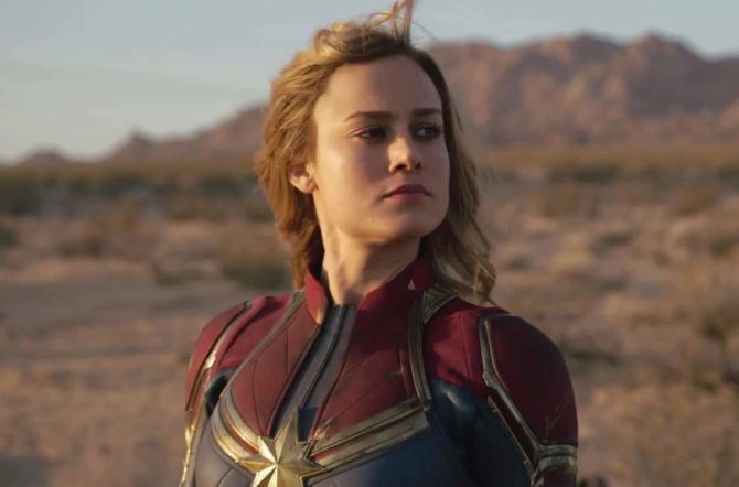 captain marvel ambientazione