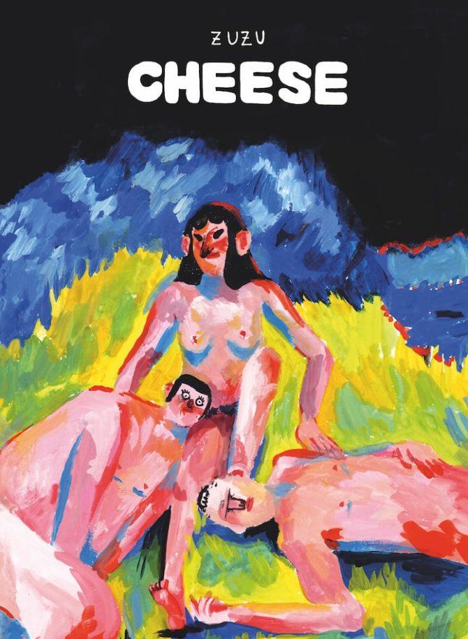 cheese zuzu coconino fumetti vincitori premi comicon 2020