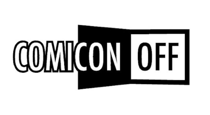 comicon off 2019