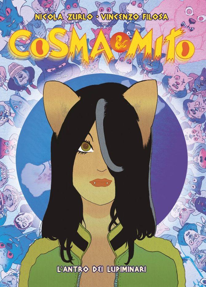 cosma mito filosa fumetti vincitori premi comicon 2020