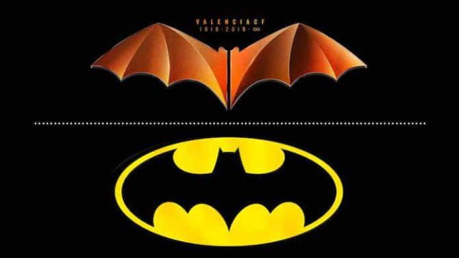 dc comics valencia batman simbolo