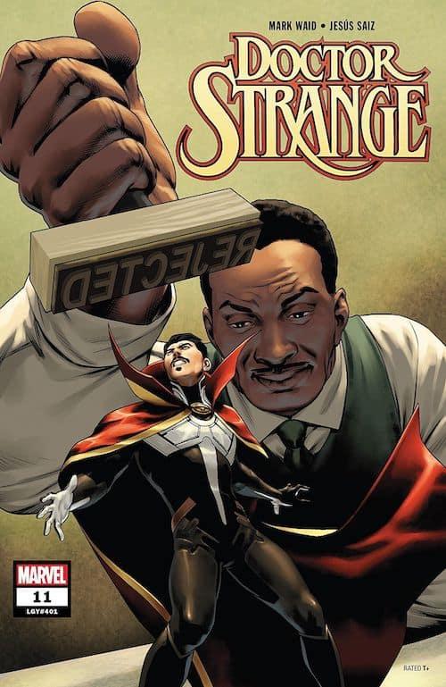 doctor strange mark waid