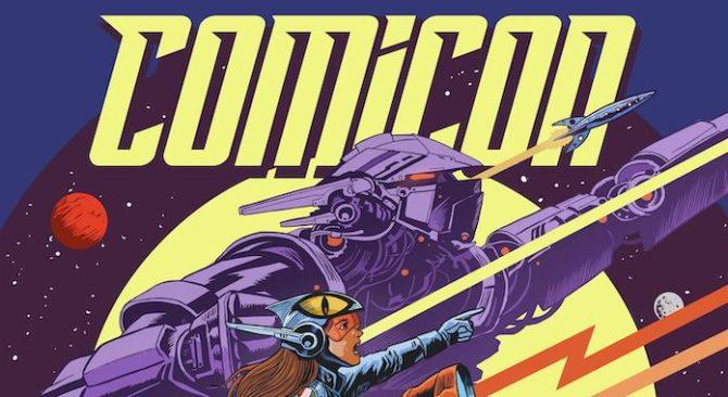 annunci fumetti comicon 2019