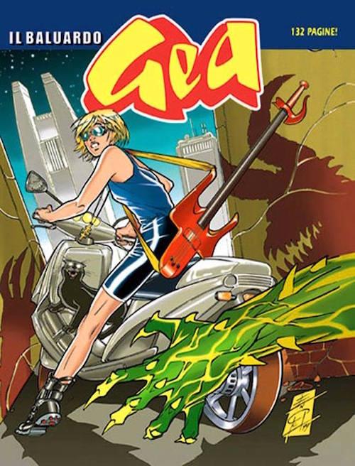 gea luca enoch bonelli fumetti 1999