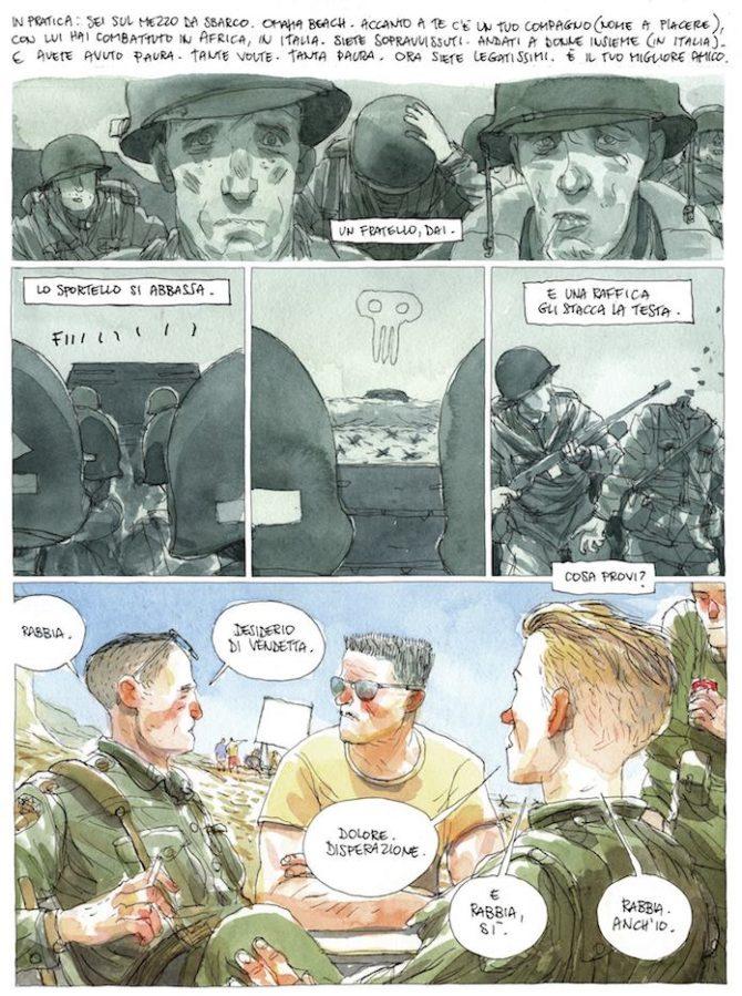 gipi nuovo fumetto