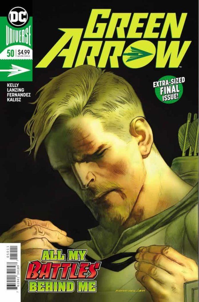 freccia verde nuovi fumetti