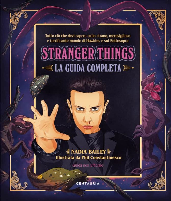 guida stranger things centauria