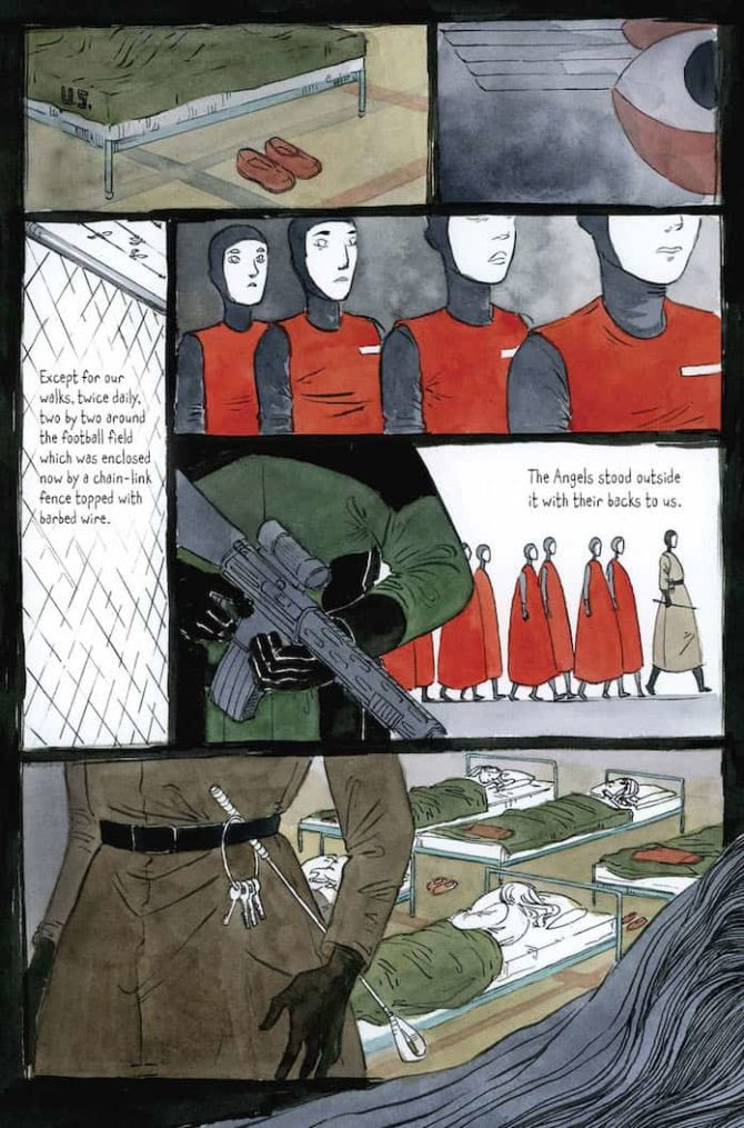 Handmaids Tale graphic novel