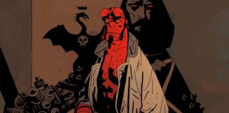 hellboy mike mignola
