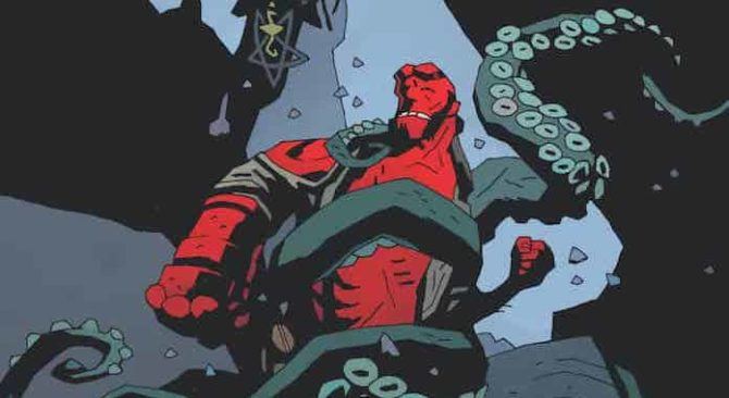 hellboy day fumetto gratis