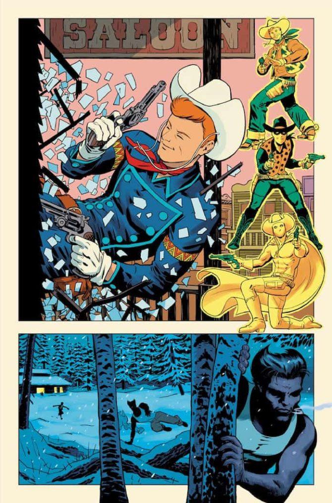 fumetto storia universo marvel