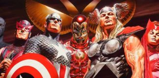 marvel alex ross