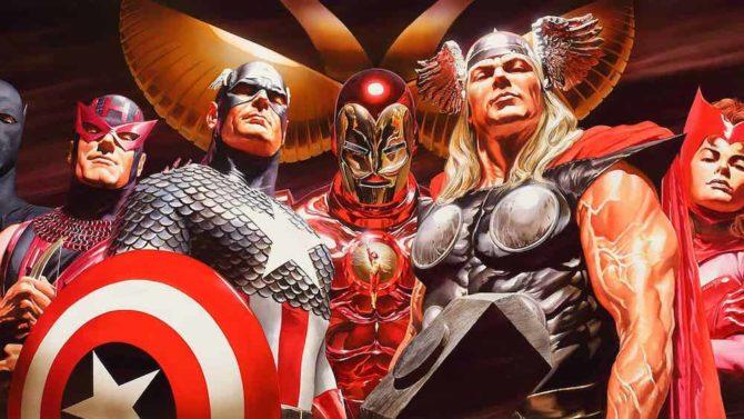 storia universo marvel fumetti