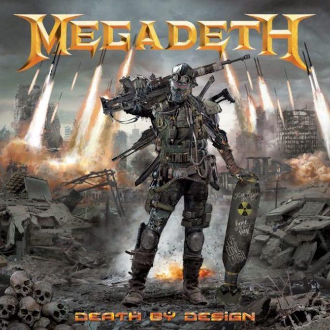 megadeth death by design