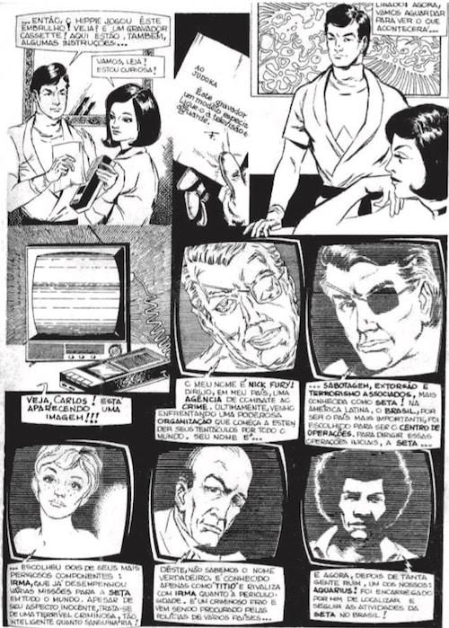 fumetti marvel apocrifi