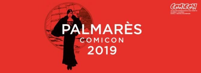 fumetti nomination comicon 2019