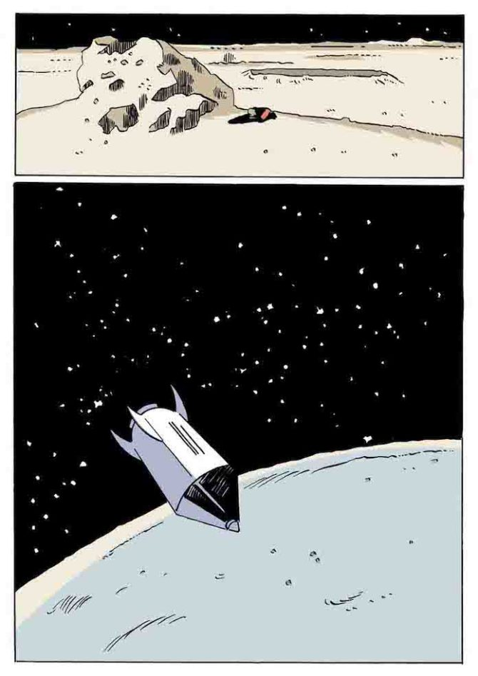 marino neri nuno salva la luna canicola