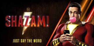shazam film poster