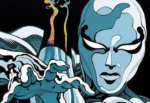 silver surfer black fumetto marvel