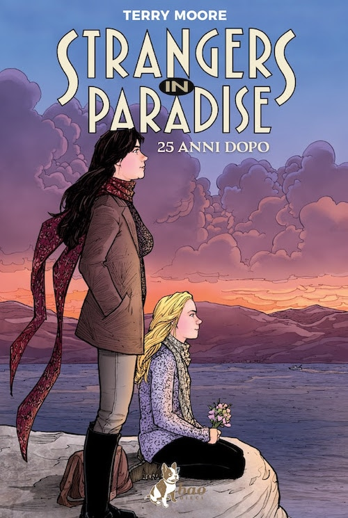 strangers paradise 25 anni dopo bao
