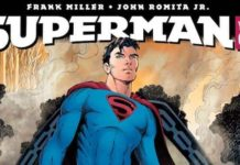 superman year one fumetto dc comics frank miller john romita jr