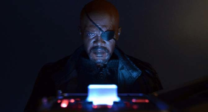 tesseract cubo cosmico nick fury