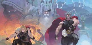 thor war of the realms