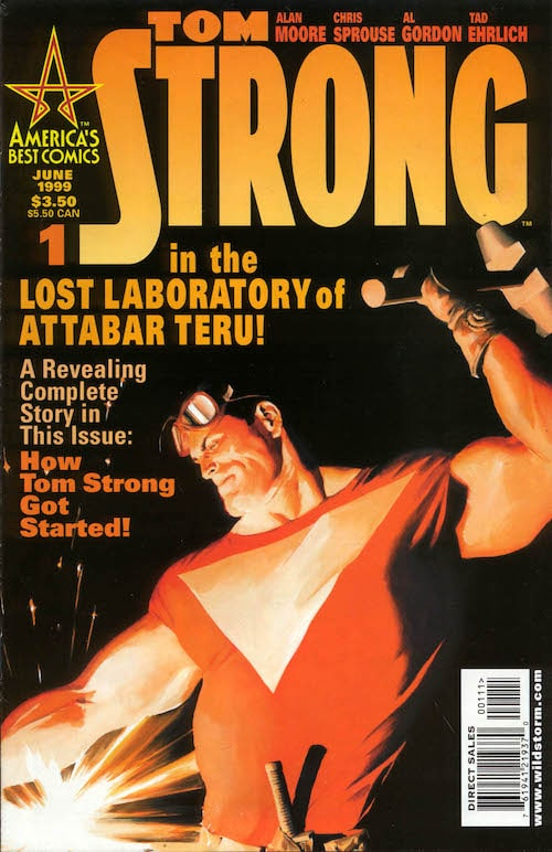 tom strong alan moore