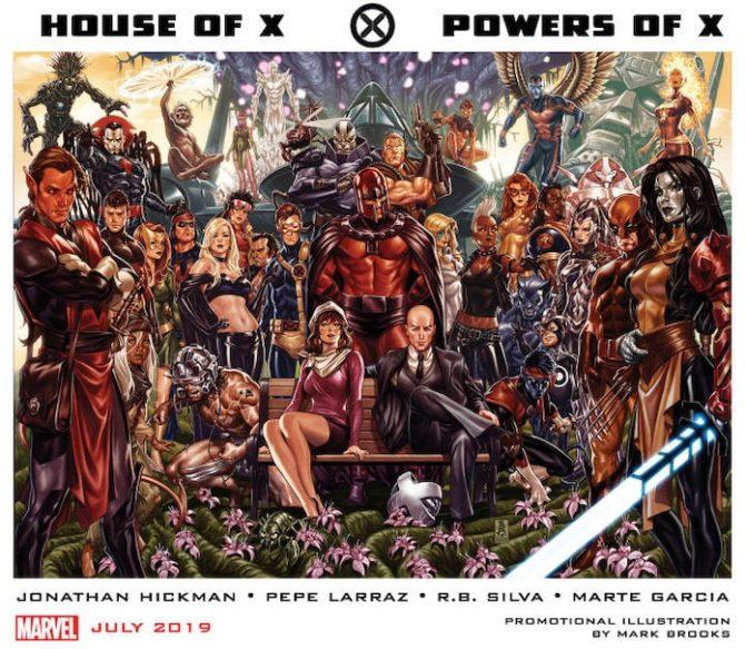 x-men hickman marvel fumetti