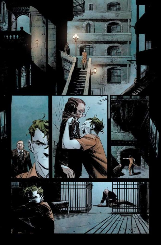 Batman Curse White Knight