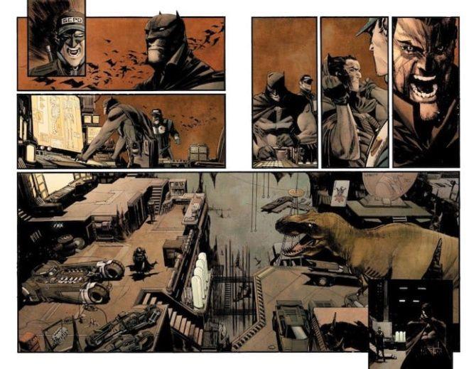 batman murphy