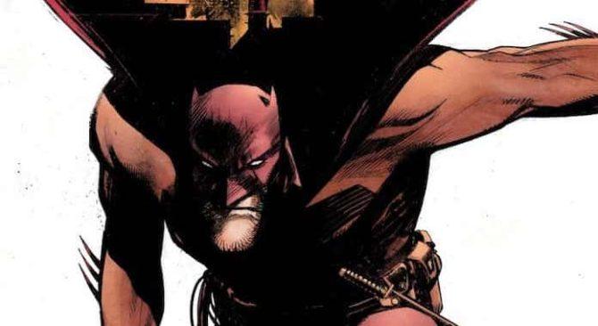 dc comics sean murphy batman cavaliere bianco