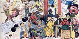 chi ha inventato il fumetto Outcault
