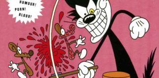 Squeak Mouse Massimo Mattioli