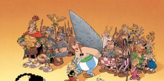 asterix nuovo fumetto figlia vercingetorige