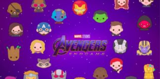 avengers endgame emoji twitter