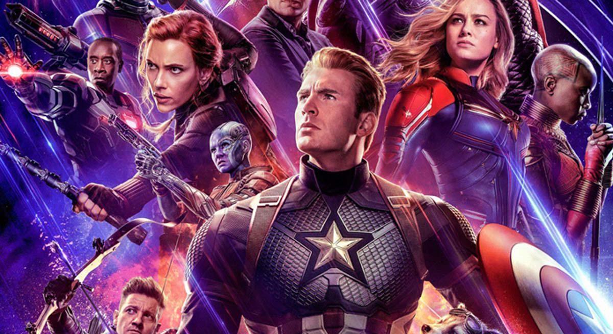 avengers endgame film disney record incassi