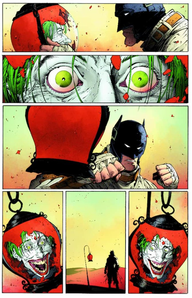 batman last knight on earth snyder capullo