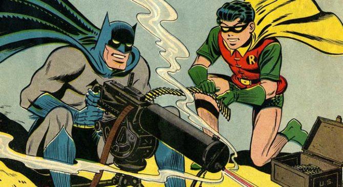 batman uccide
