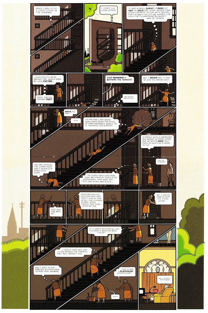 francesco pacifico chris ware