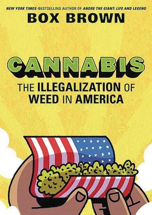 cannabis box brown radar fumetti 4 4 19