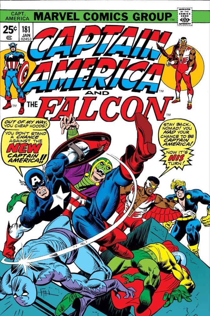 capitan america roscoe avengers endgame fumetti