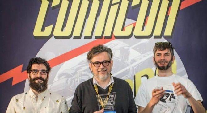 vincitori premi comicon pro