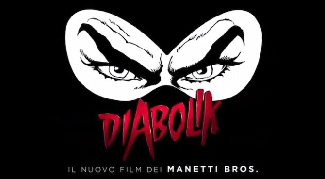 diabolik manetti bros comicondiabolik manetti bros comicon