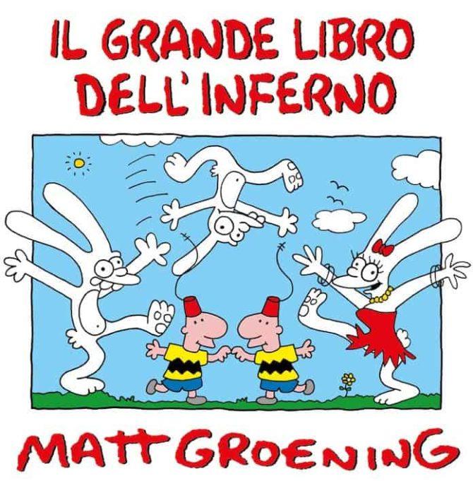 grande libro inferno groening coconino fumetti 11 4 19