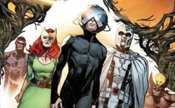 nuovi fumetti x men marvel hickman