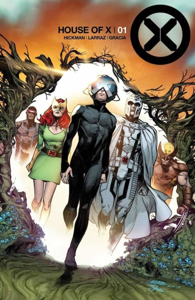 x men nuovi fumetti marvel hickman house of X