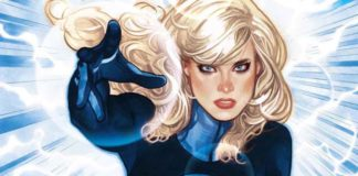 invisible woman donna invisibile fantastici quattro mark waid adam hughes