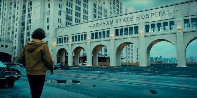 trailer joker riferimenti batman film dc comics